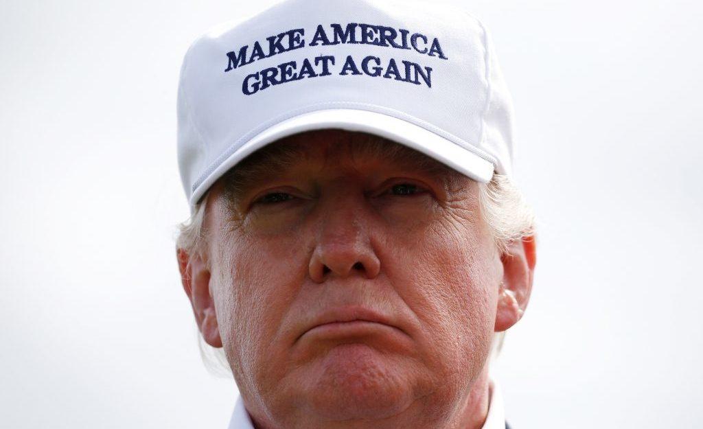 Make America Great Again Hat Donal Trump
