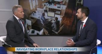 navigating workplace relationships