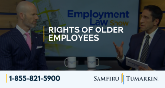 employment law show, rights of older employees